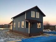 Строительство каркасных Домов в Молодечно и районе